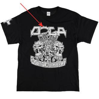 tričko pánské DOGA West Coast Mother Fucker - POŠKOZENÉ, Doga