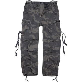 kalhoty pánské BRANDIT - M65 Vintage Trouser Darkcamo - 1001/4