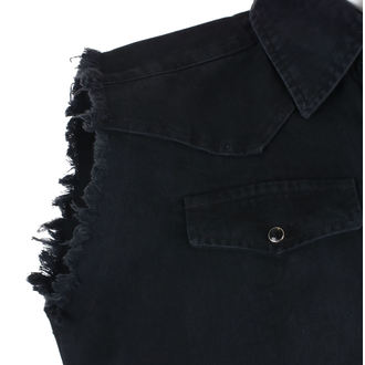 košile pánská bez rukávů (vesta) BRING ME THE HORIZON - CROOKED YOUNG - RAZAMATAZ