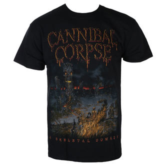 tričko pánské CANNIBAL CORPSE - SKELETAL-SUMMER 2016 - JSR, Just Say Rock, Cannibal Corpse