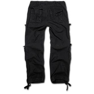 kalhoty pánské BRANDIT - Pure Vintage Trouser Black, BRANDIT