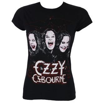 tričko dámské Ozzy Osbourne - Crows & Bars - ROCK OFF, ROCK OFF, Ozzy Osbourne