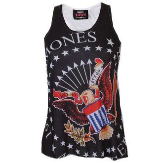tílko dámské Ramones - 40th seal - ROCK OFF, ROCK OFF, Ramones