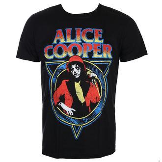 tričko pánské Alice Cooper - Snake Skin - ROCK OFF, ROCK OFF, Alice Cooper