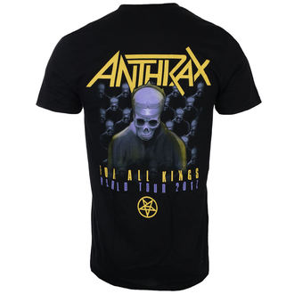 tričko pánské Anthrax - Among The Kings - ROCK OFF, ROCK OFF, Anthrax
