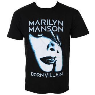 tričko pánské Marilyn Manson - Born Villain - ROCK OFF, ROCK OFF, Marilyn Manson