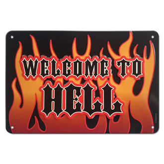 cedule Welcome to Hell - Rockbites, Rockbites