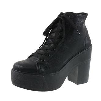boty dámské ALTERCORE - Roca - PU Black, ALTERCORE