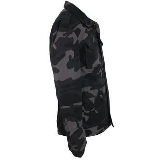 bunda pánská zimní SURPLUS - M 65 - Black Camo, SURPLUS