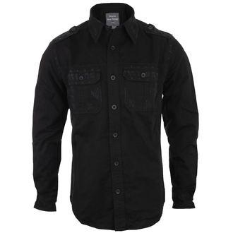 košile pánská SURPLUS - RAW VINTAGE - 1/1 SCHWARZ, SURPLUS