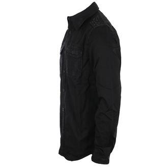 košile pánská SURPLUS - RAW VINTAGE - 1/1 SCHWARZ - 06-3591-63