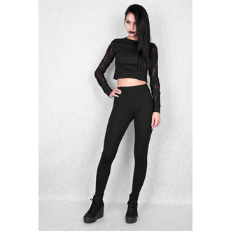 tričko dámské s dlouhým rukávem (top) AMENOMEN - BLACK WITCH - DESIRE-032