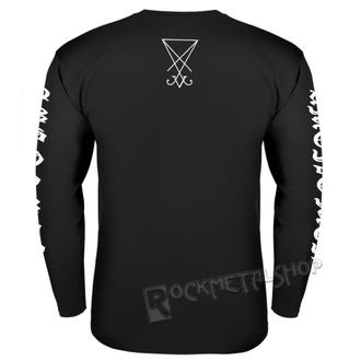 tričko pánské s dlouhým rukávem AMENOMEN - PENTAGRAM, AMENOMEN