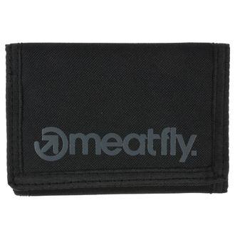 peněženka MEATFLY - Vega - Black, MEATFLY