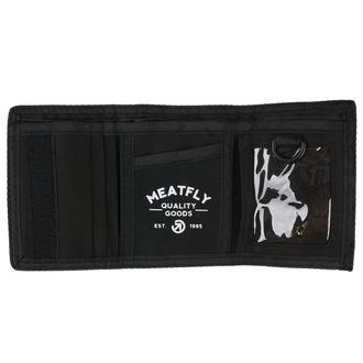 peněženka MEATFLY - Vega - Gray, Orange, MEATFLY