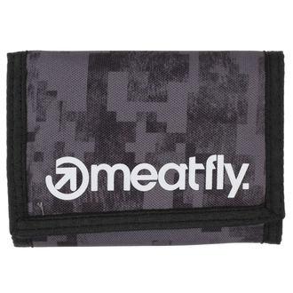 peněženka MEATFLY - Vega - Binary Camo Print, MEATFLY