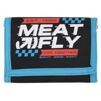 peněženka MEATFLY - Gimp - Blue, Black, MEATFLY
