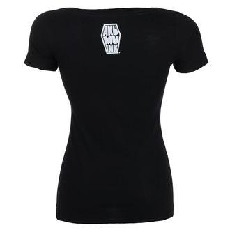 tričko dámské AKUMU INK - Insatiable Frenzy Scoop, Akumu Ink