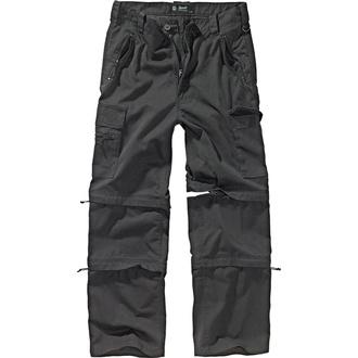 kalhoty pánské BRANDIT - Savannah Trouser - Black - 1011/2