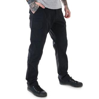 kalhoty pánské FOX - Pit Slambozo Tech Cargo - Black, FOX