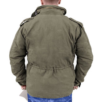 bunda pánská zimní SURPLUS - REGIMENT 65 - OLIV