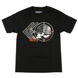 tričko pánské METAL MULISHA - NIGHT WATCH