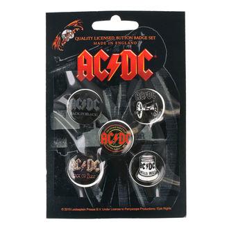 placky AC/DC - RAZAMATAZ - BB002