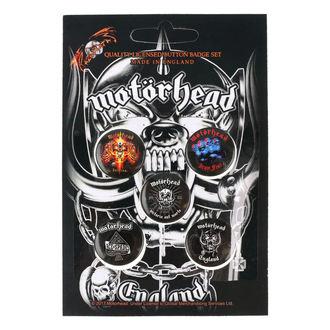 placky Motörhead - RAZAMATAZ, RAZAMATAZ, Motörhead