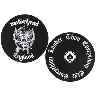 podložka na gramofon (set 2ks) Motörhead - RAZAMATAZ, RAZAMATAZ, Motörhead