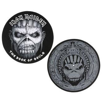podložka na gramofon (set 2ks) Iron Maiden - RAZAMATAZ, RAZAMATAZ, Iron Maiden