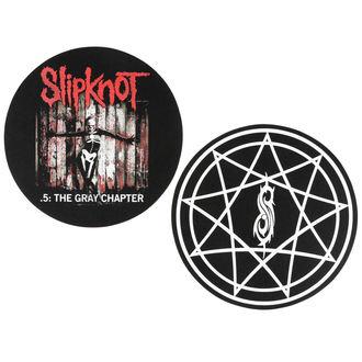 podložka na gramofon (set 2ks) Slipknot - RAZAMATAZ, RAZAMATAZ, Slipknot