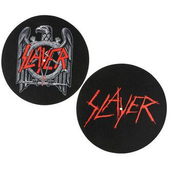 podložka na gramofon (set 2ks) Slayer - RAZAMATAZ