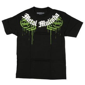 tričko pánské METAL MULISHA - COLLAR, METAL MULISHA