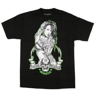 tričko pánské METAL MULISHA - INDEED, METAL MULISHA