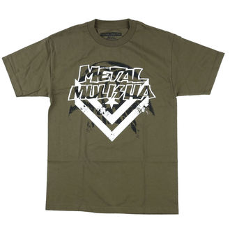 tričko pánské METAL MULISHA - DARKNESS, METAL MULISHA