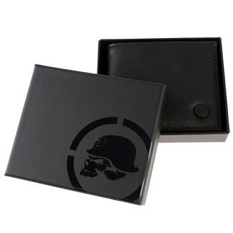 peněženka METAL MULISHA - MONOLITH - BLK_FA7597002.01