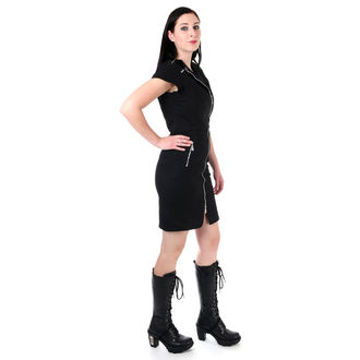 šaty dámské DR FAUST - Abigail Midi, DOCTOR FAUST