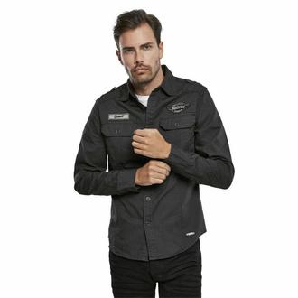 košile pánská BRANDIT - Luis - 4023-black