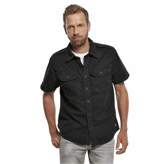 košile pánská BRANDIT - Vintage - 4024-black