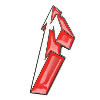 připínáček Metallica - 3D M, Metallica