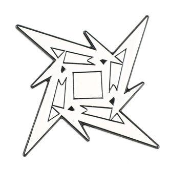 připínáček Metallica - Ninja Star, Metallica