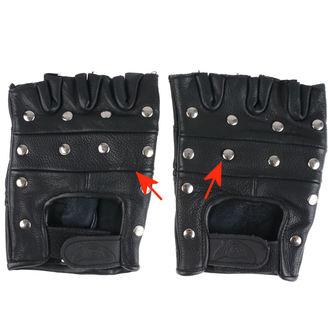 rukavice kožené OSX - DRAC - POŠKOZENÉ, OSX