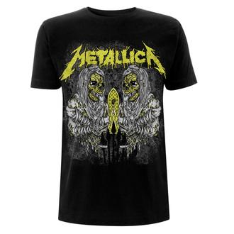 tričko pánské Metallica - Sanitarium - Black