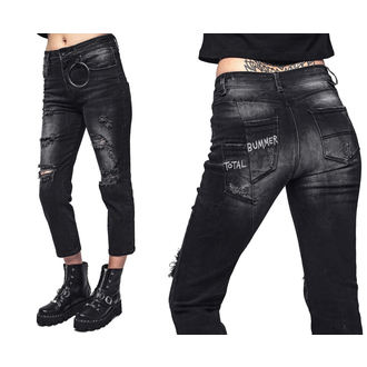 kalhoty dámské DISTURBIA - TOTAL BUMMER, DISTURBIA