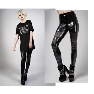 kalhoty dámské (legíny) DISTURBIA - CONJOINED, DISTURBIA