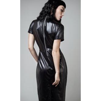 šaty dámské DISTURBIA - ZIP PENCIL, DISTURBIA