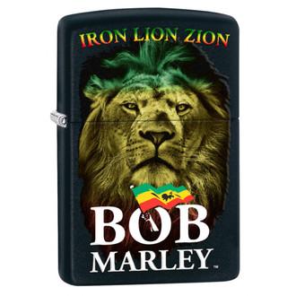 zapalovač ZIPPO - BOB MARLEY - NO. 8, ZIPPO, Bob Marley