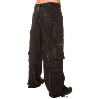 kalhoty pánské DEAD THREADS - BLACK - TT1025