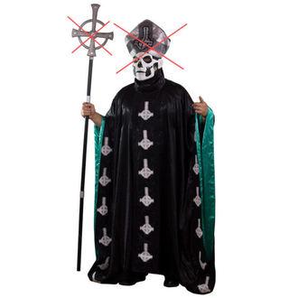 plášť (kostým) Ghost Pope Emeritus II, NNM, Ghost