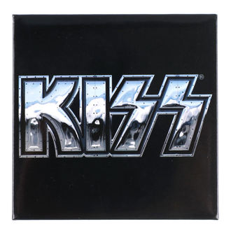 připínaček Kiss - Logo Icons pin badge - ROCK OFF